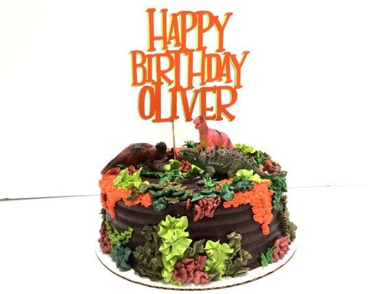 Outstanding Bright Birthday Cake Topper Boys Birthday Cake Topper Neon Etsy Birthday Cards Printable Giouspongecafe Filternl