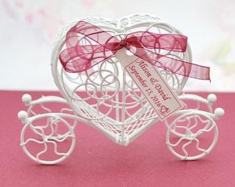SALE 100 wedding favors carriage princess baby shower favors carriage for  girls baby carriage wedding favors idea baby shower gift princess 79a100316