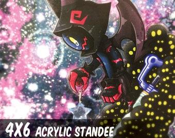 "Darkling KH3 4X6"" Acrylic Standee"