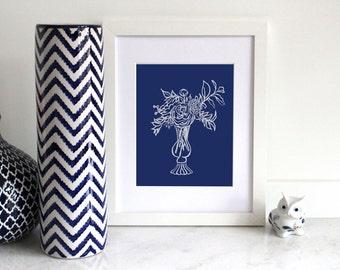 Home Printable   Fleur
