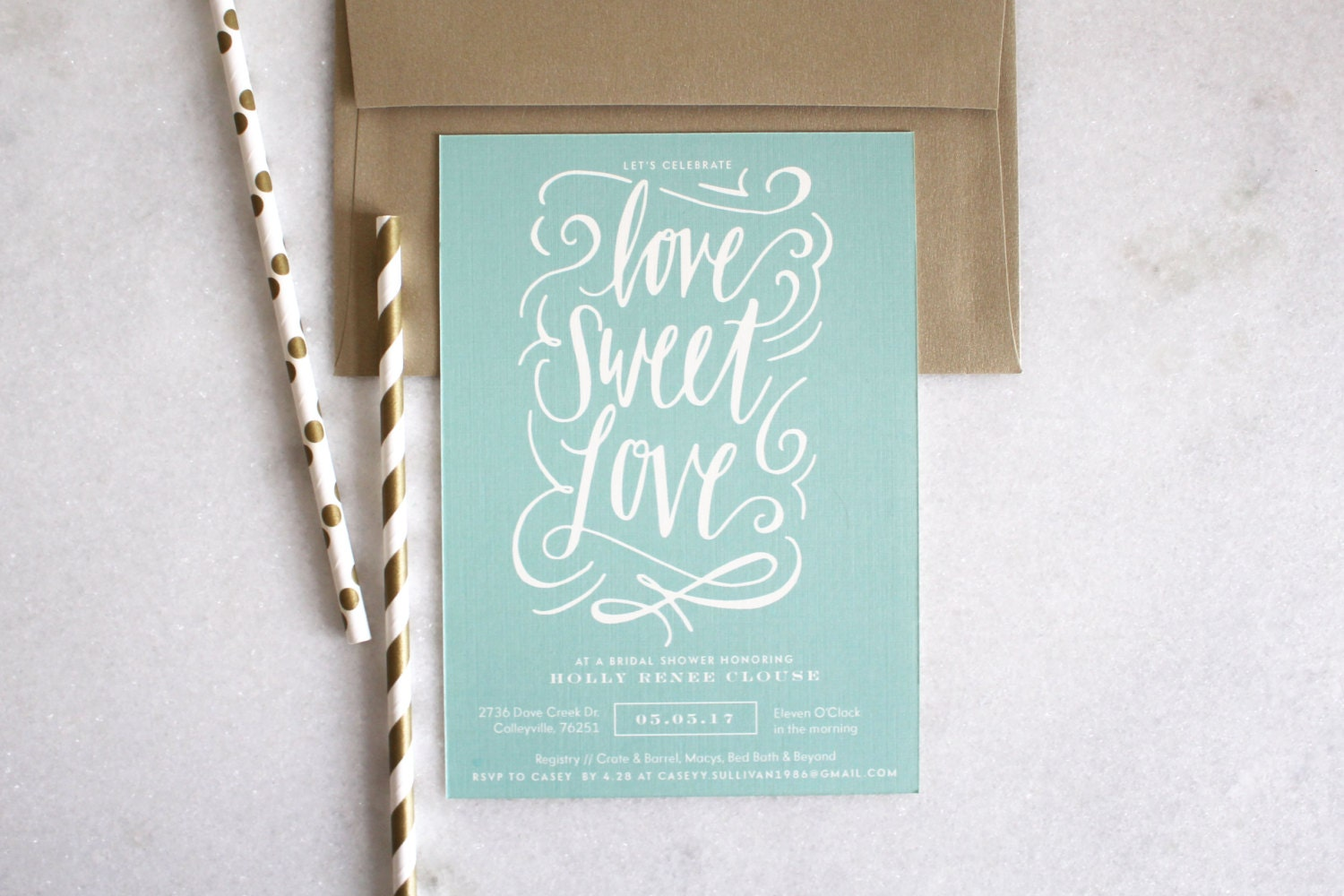 printable bridal shower invitation love sweet love
