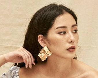 Statement earring | Etsy