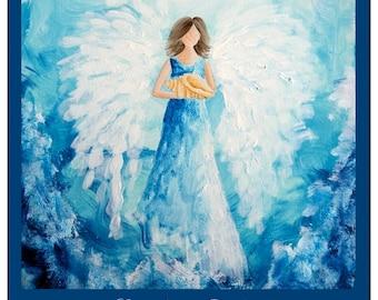 Angel Calendar 2022 Wall Calendar
