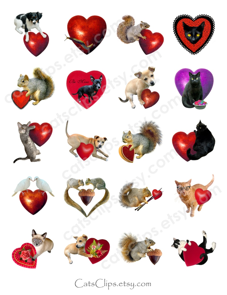 photo about Valentine Stickers Printable titled Printable Valentines Stickers, Electronic Valentine Stickers