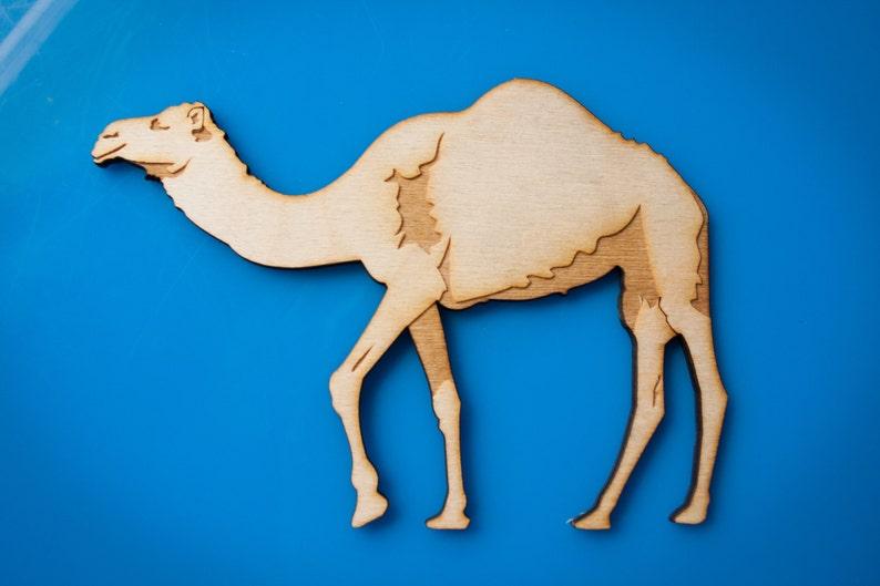Una Gobba Di Cammello Magnete Dromedario Zookeeper Animali Etsy