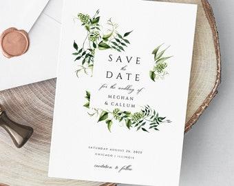 printable save the date