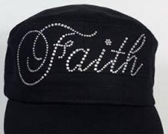 Faith cadet hat