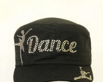 Dance  cadet hat
