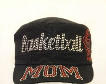 Basketball mom cadet hat