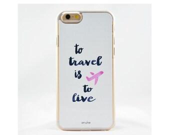 Travel Wanderlust iPhone Case iPhone 8 case iPhone 8 plus case iPhone7 7 plus 6 6s 6s plus iPhone SE case 5 5s Samsung S7 S7 Edge S8 S8 Plus