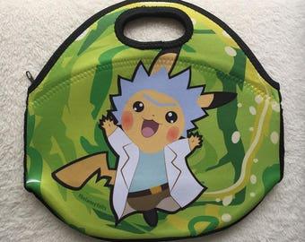 Rickachu Lunch Bag