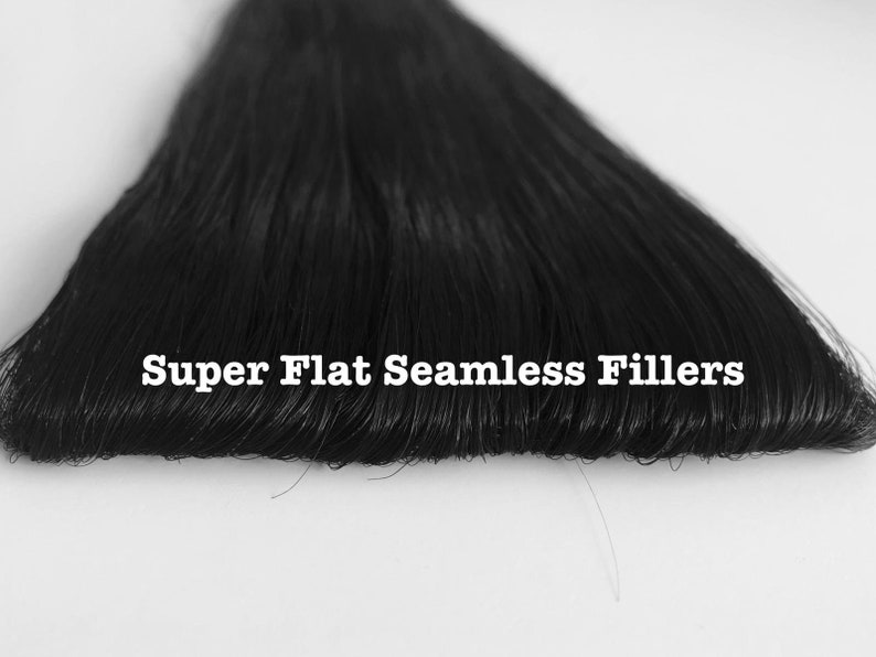e95c122e61f One 3 wide Seamless FILLER Add On s Clip in on for