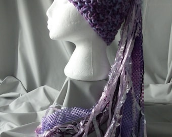 Purple Pony Hat 275