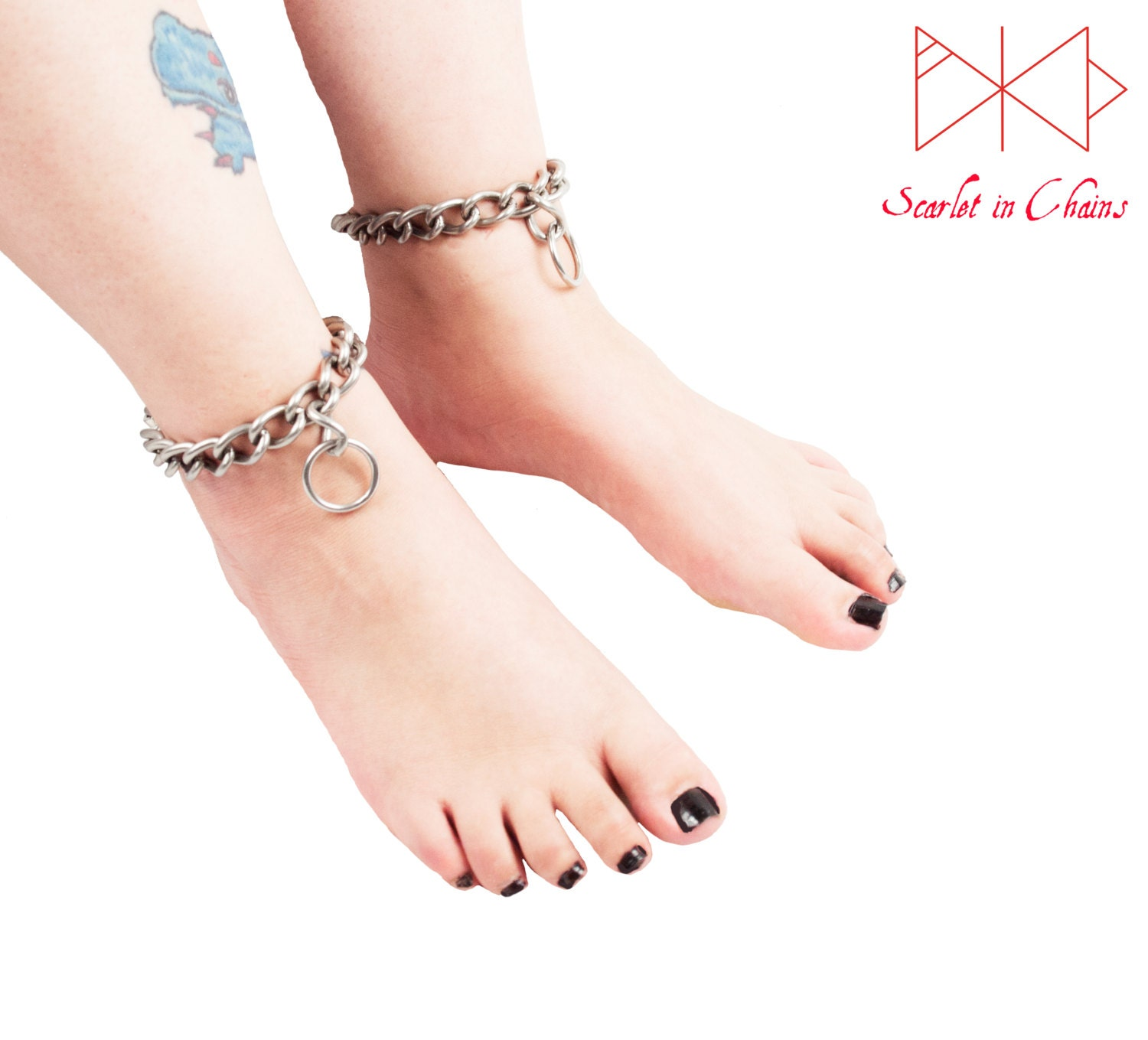 products dainty o silver collar chain or ring of day delicate locking gold anklet in bdsm heavy mg pearl rose