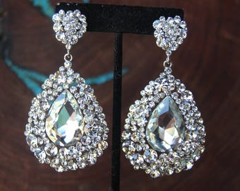 698b6b1c0b7 large bridal earrings