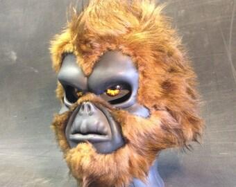 "Mask ""King of the Gungle"""