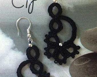 "Chiacchierini Custom Earrings ""Mirror Symmetry"""