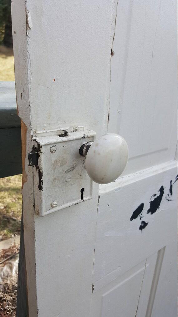 Old Wood Door Interior Door Building Supply Architectural Etsy