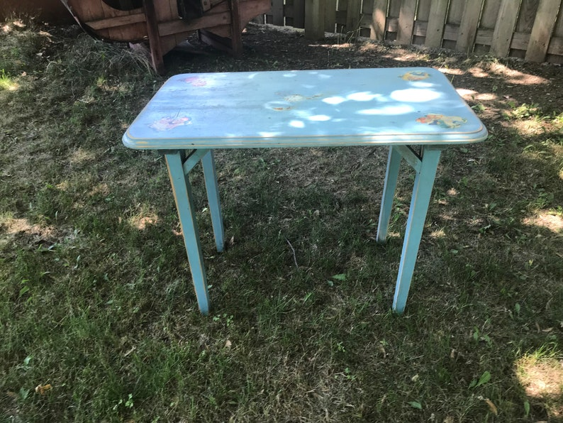 Childs Craft Desk Vintage Antique Child/'s Wood Chairs and Table Play Room Decor Nursery Furniture Mid Century Kids Furniture Well Built