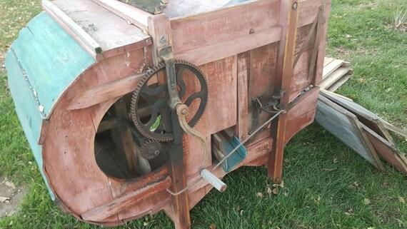 Antique Grain Mill Www Imagenesmy Com