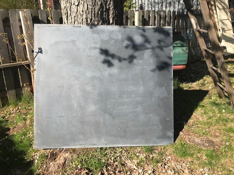 School House 1900/'s Raw Edge Unframed Primitive Chalkboard Antique Black Slate Classroom Blackboard Architectural Salvage,School Classroom