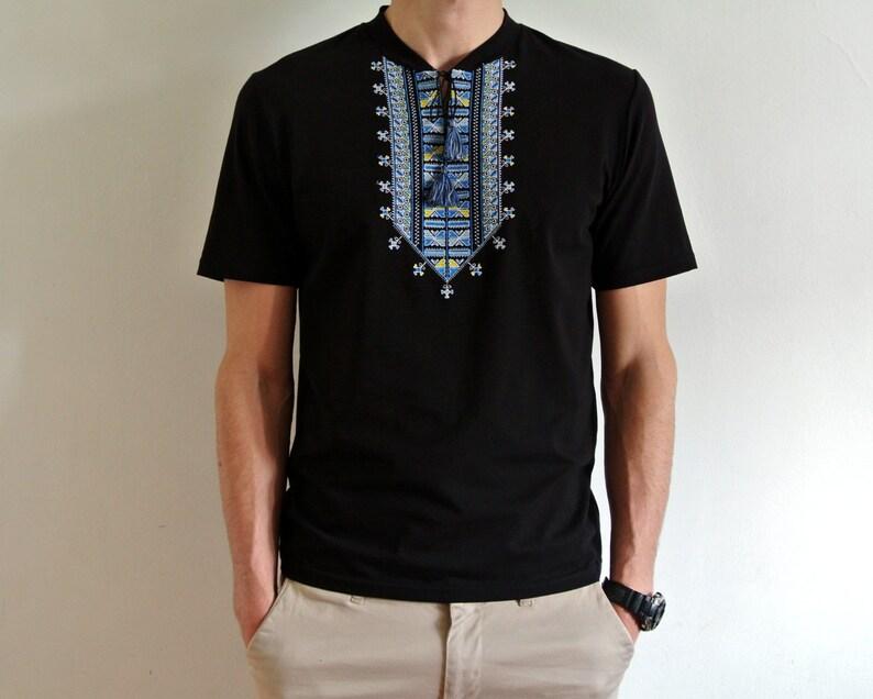 4377260f6a4 High quality mens vyshyvanka shirt. Ukrainian embroidery