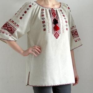 tout Ornement Wholesale toutes les tailles de détail vishyvanka Brodé T-Shirt