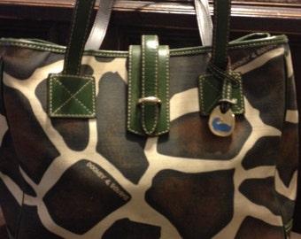 Doony and Bourke purse