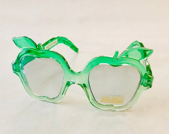 90s Treetop Apple Sunglasses Childrens DEADSTOCK