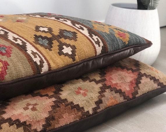 Vintage Rug Dog Bed