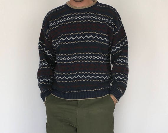 Knit pullover ~Large