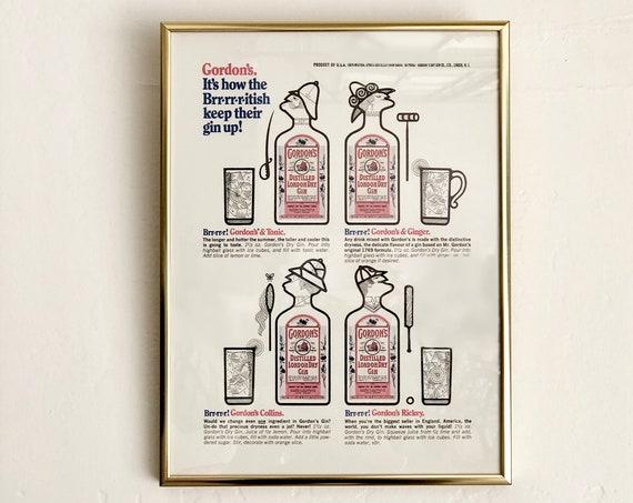 70s Gordon's Ad