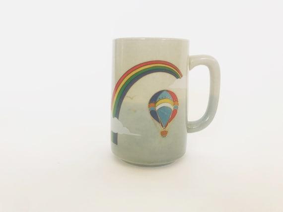 70s in the sky mug