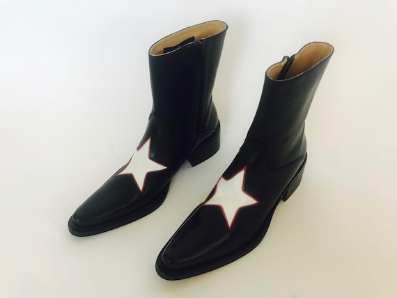 90s star girl boots 5.5