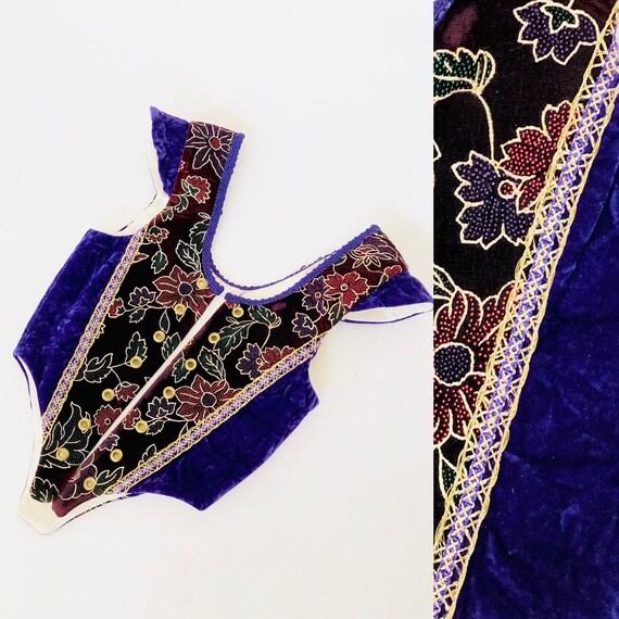 Renaissance Fairy Vest Lace Up Youth 8