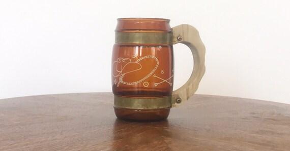 70s Cowboy Mug