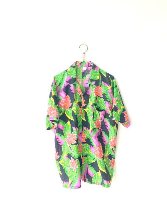Vintage Hawaiian shirt ~ Large