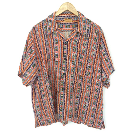 Vintage Nathans Shirt - Made in Jamaica