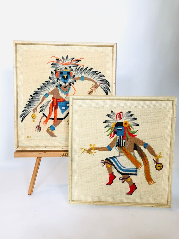 Kachina Needlepoint