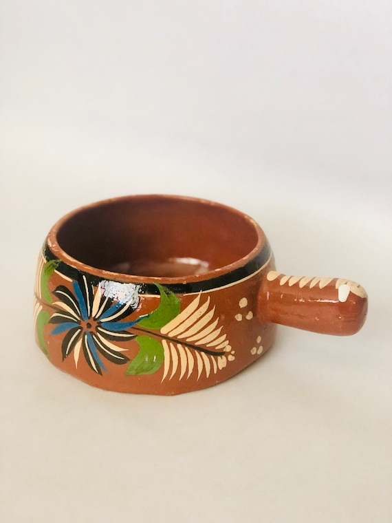50s Mexican Terracotta Pot
