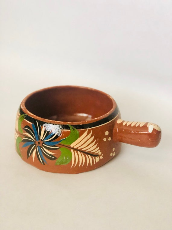 1950s Mexican Terracotta Pot