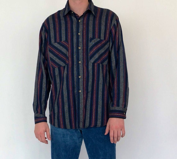 Big Mac Work Wear Shirt ~ Large ~ Long Sleeve