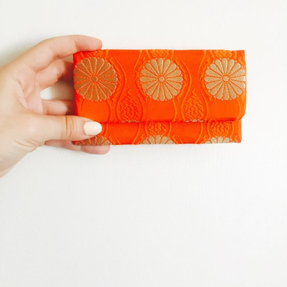 60s Tangerine Dream Wallet