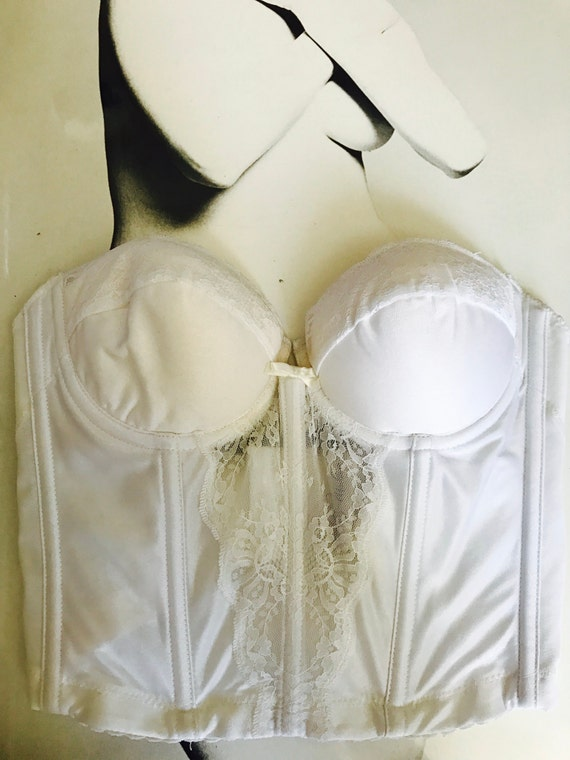 Lady Marlene Bride To Be Bustier (backless)34A