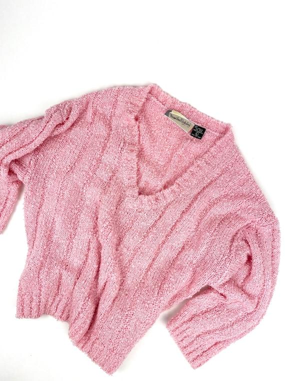 90s DVF Pullover Sweater•large• Diane von furstenburg