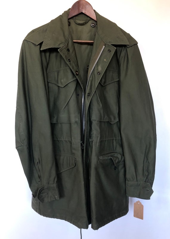 M-1951 Field Jacket ~ Medium/Large