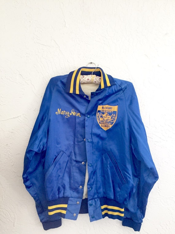 60s Mary Anns Snowmobile Jacket