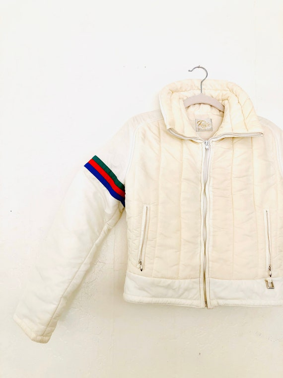 70's Roffe Puffer Ski Jacket •sMall•