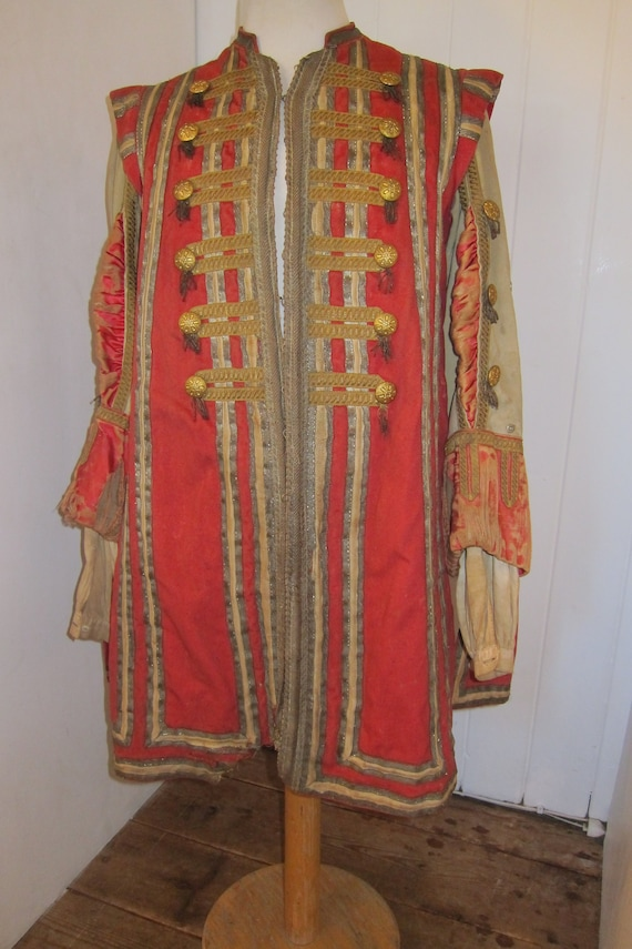 18th century french frock coat