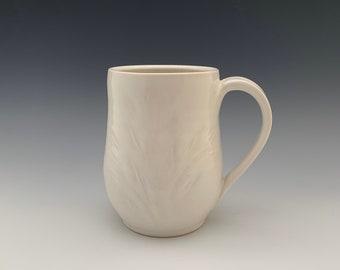 Cream Mug, Pottery, Coffee, Tea